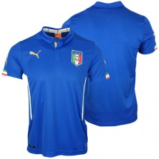 FIGC ITALIA KID HOME SHIRT